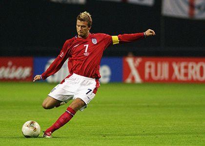 David Beckham OBE | Football Speaker | Booking Agent