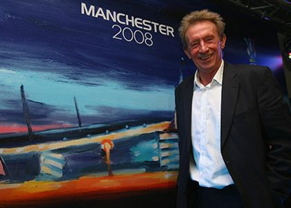 DENIS LAW CBE