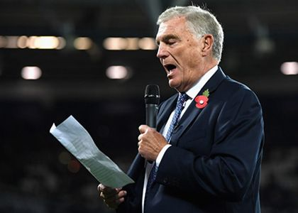 SIR TREVOR BROOKING CBE
