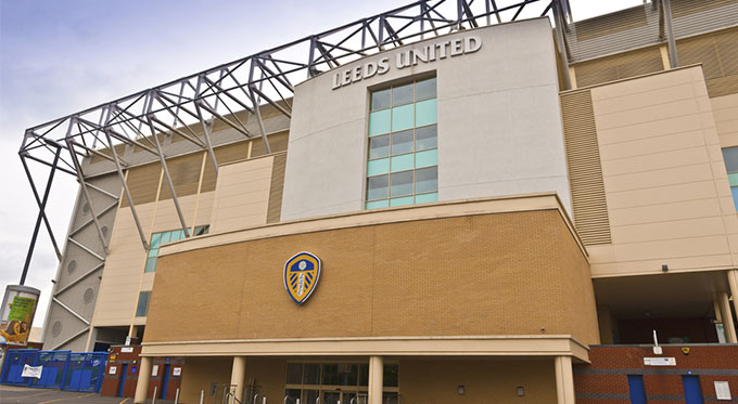 Leeds United Ground