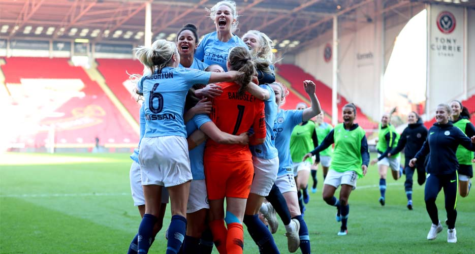 Manchester City Women's Team