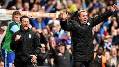Harry Redknapp news image